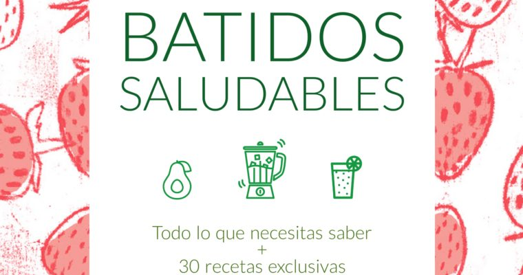 Ebook de Batidos Saludables